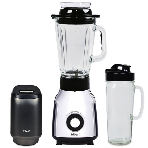 Glass Personal Blender with Vacuum
