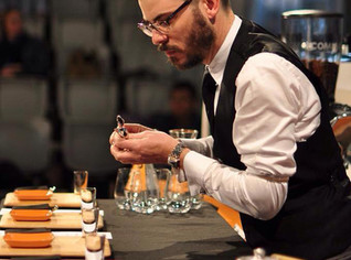 WORLD BARISTA CHAMPIONSHIPS