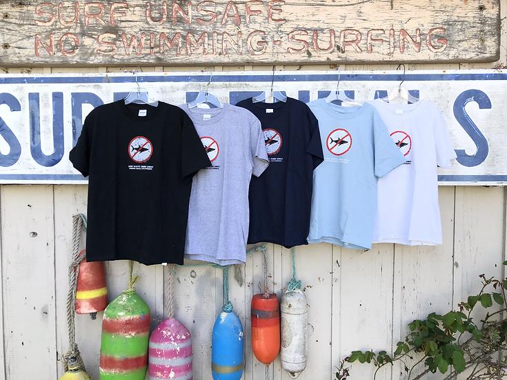 Youth No Sharks T-shirt