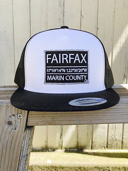 Live Water Fairfax Trucker Hat