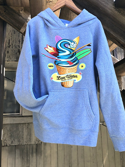 Youth Live Water Tasty Sweatshirt
