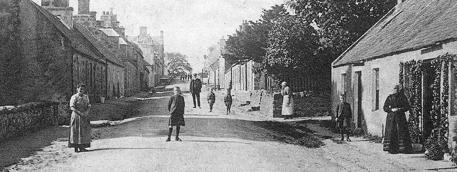 Old Photograph Archiestown Scotland.JPG