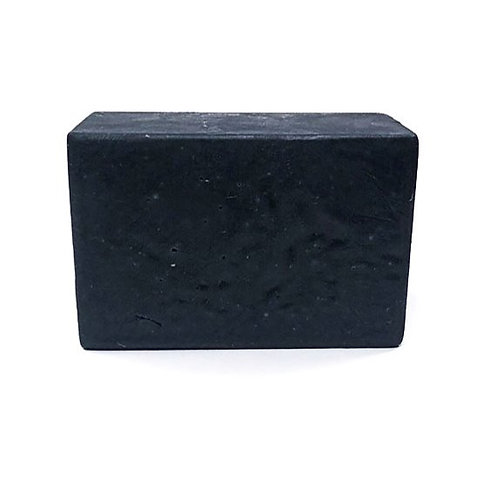 Charcoal facial soap with Tea Tree