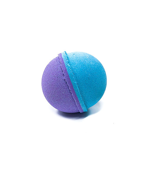 Squishy toy bath bomb