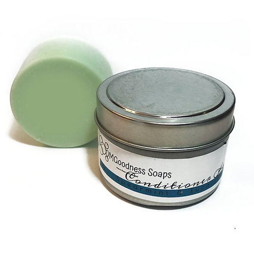 Solid Conditioner - Spearmint and eucalyptus