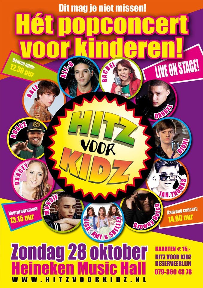 Hitz voor Kids