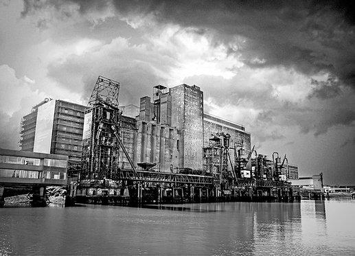 Rotterdam 'Maassilo'.