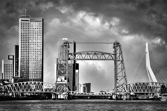 Rotterdam De Hef 'Doorkijk'