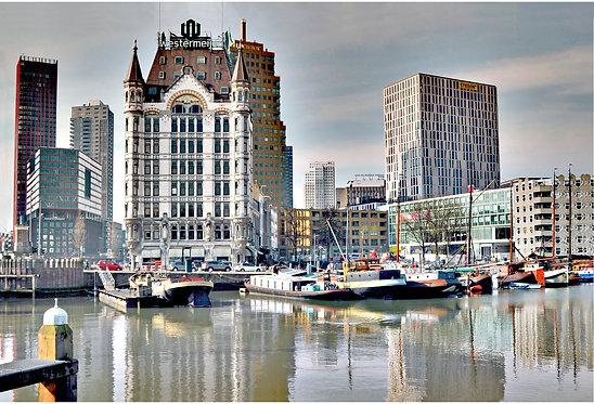 Rotterdam 'Het Witte Huis'.