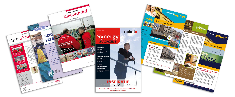 Magazines & Nieuwsbrieven