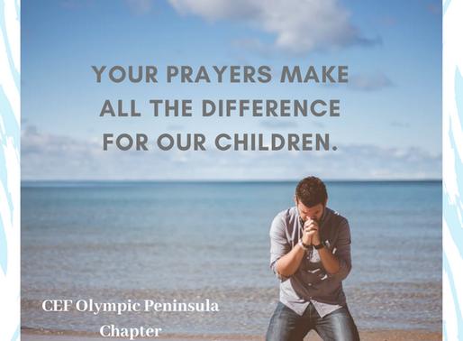 August Prayer 2020
