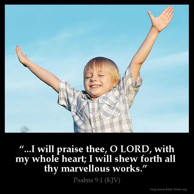 Meme_ I Will Praise the Lord_ Psalm 9_1.
