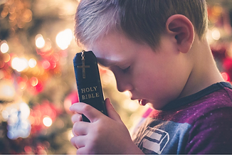 Meme_ Boy Holding Bible_ Praying.PNG