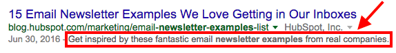 best email marketing examples