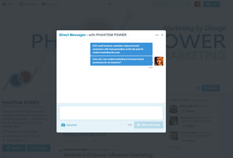Twitter's New Direct Messaging Feature: A Great Opportunity for Businesses and  Brands