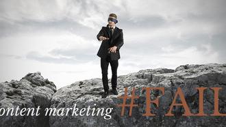 Content Marketing #Fail