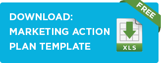 Turning Business Goals Into Marketing Plans  [Your Free Marketing Action Plan Template]