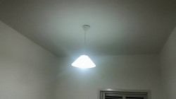 מנורה תלוייה