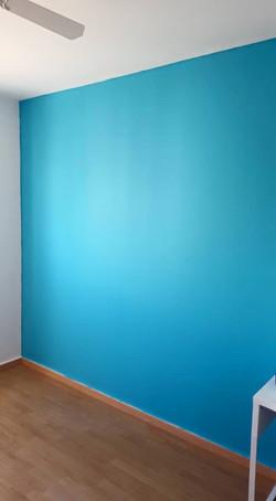 צביעת one wall 1