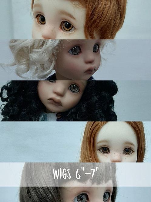 """6""""-7"""" Wigs - Robin vII"""