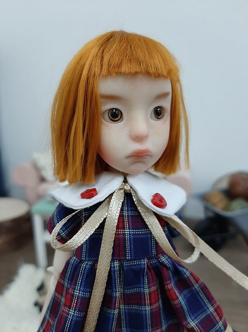 【Camille】Birdie Size - Fullset Strawberry
