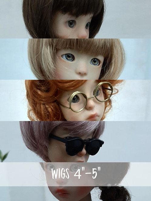 "4""-5"" Wigs - Birdie Size"