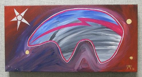Painting Cosmic Bear