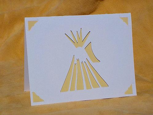 Tipi card