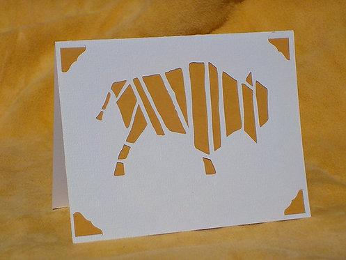 Bones Bison Cards