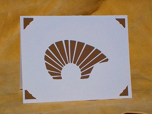 Ray Bear card