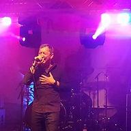 Lars on stage (002)Foto Thomas le Fevre.