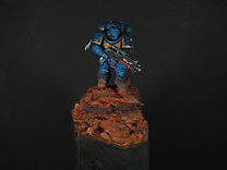Space Marine Showcase