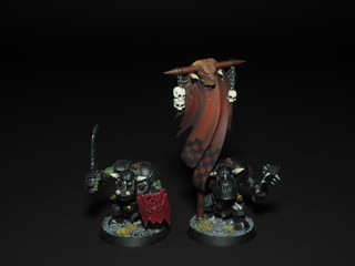 Ardboy banner with freehand