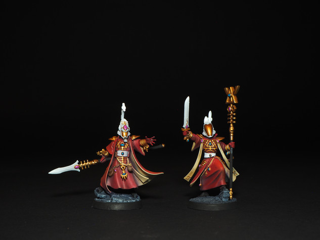 Farseer and Spiritseer