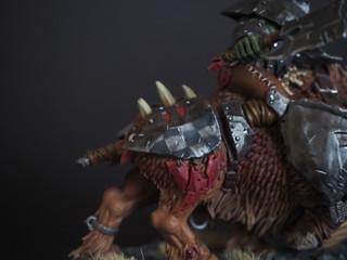 Gore-gruntas free hand on armour
