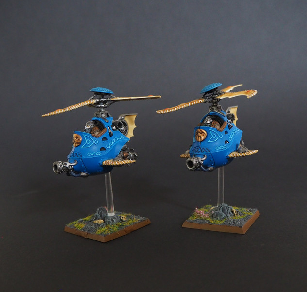 Gyrocopters