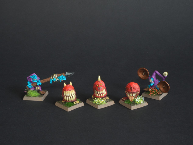 Squigs with Herders