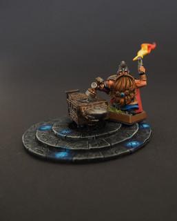 Runesmith on Anvil of Doom
