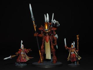 Wraithseer, Farseer, Spiritseer