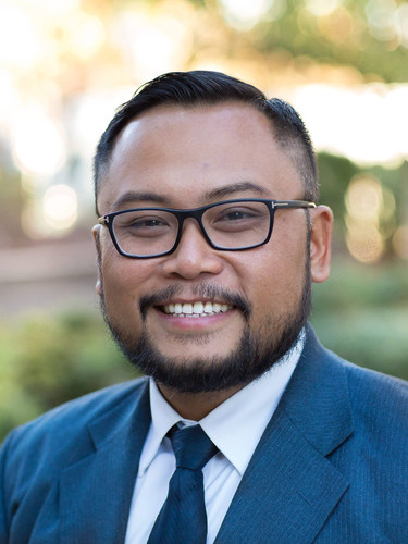 Huy Tran, former District 4 candidate