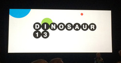 Our name in lights! Sundance.