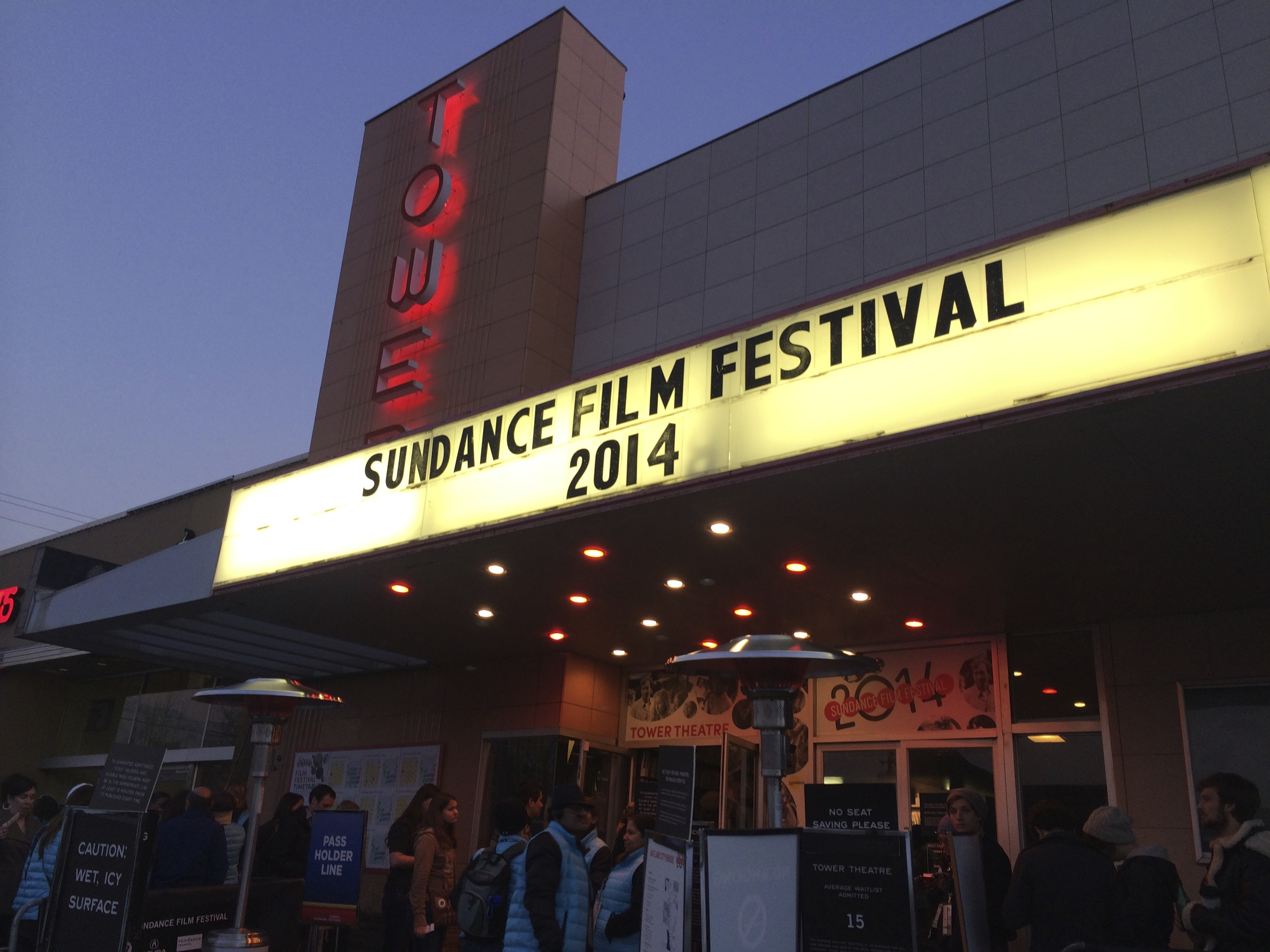 Tower Theater - Sundance.