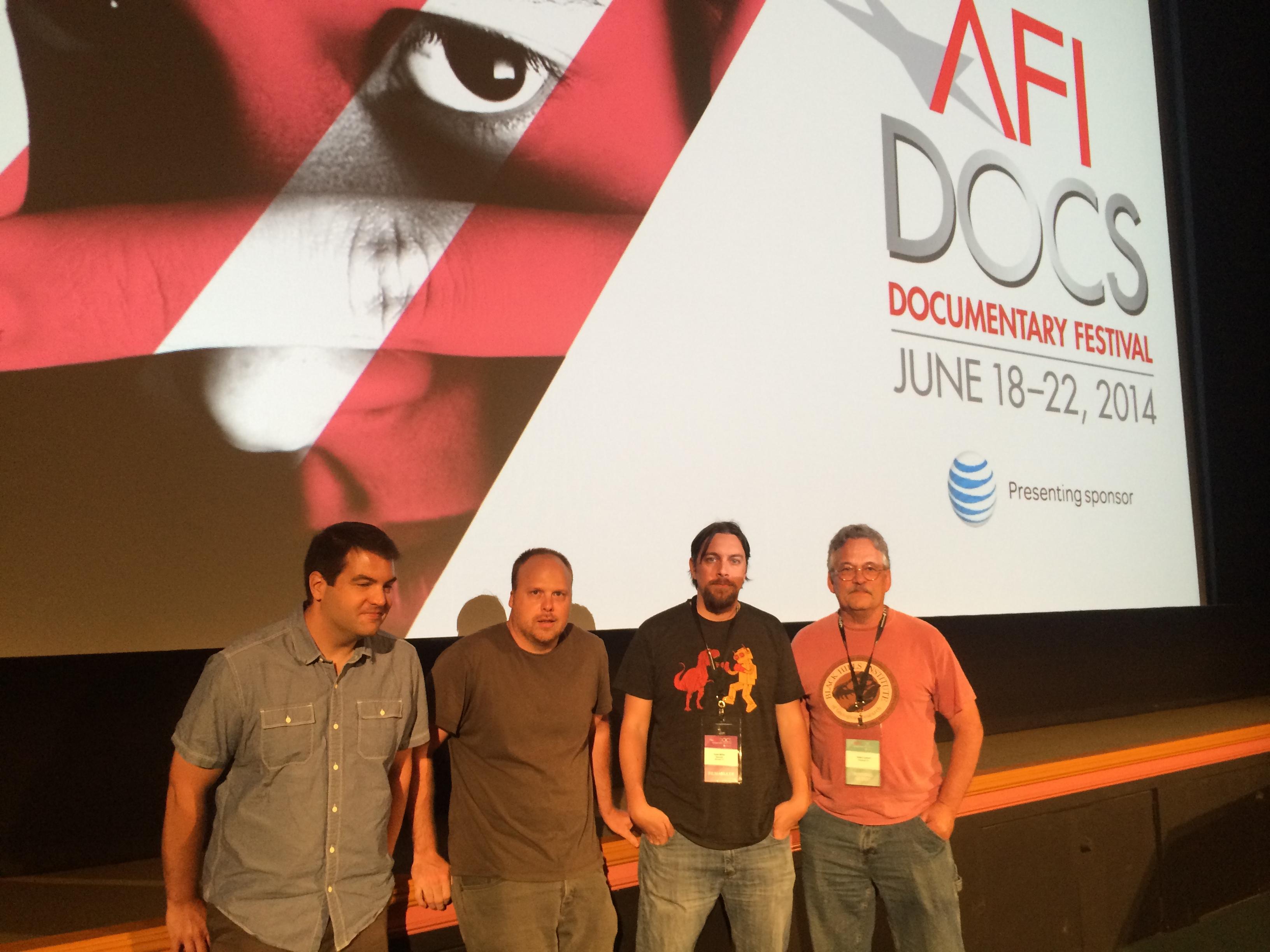 Q&A - Silver Theater / AFIDocs.
