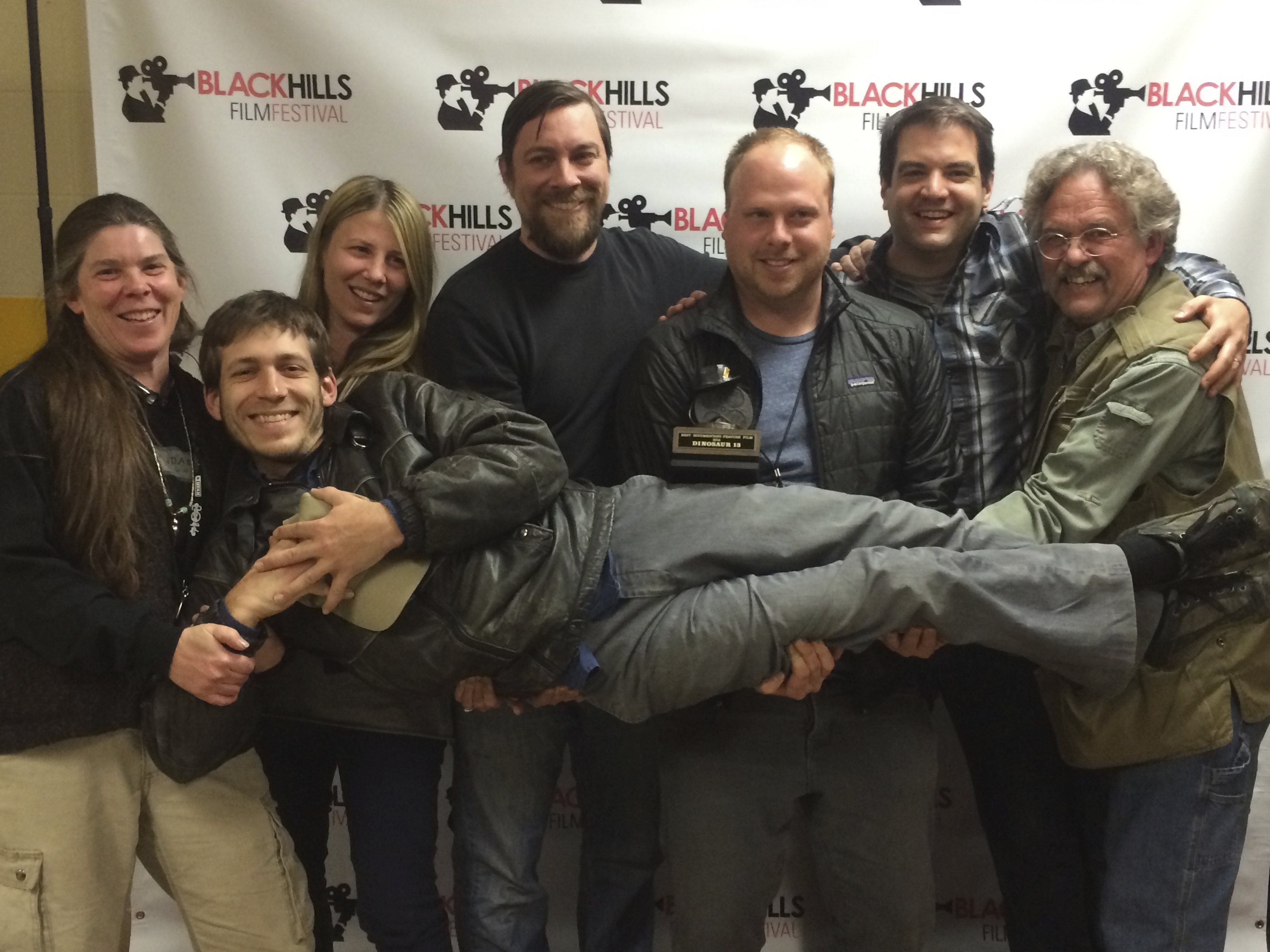 Black Hills Film Fest - the team.