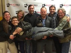 Black Hills Film Fest - the team.