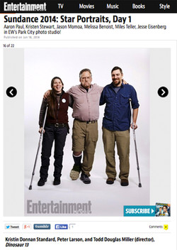 Entertainment Weekly online.