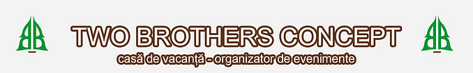 Organizator evenimente casa de vacanta Two Brothers Paltinis