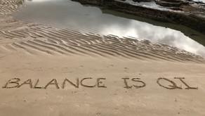 Balance is Qi