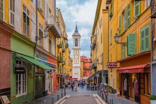 Walking Tour of Old Nice