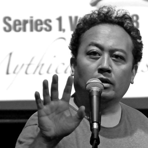 Writing as a Warrior with Regie Cabico